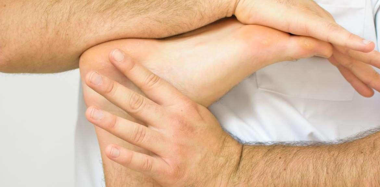 Guérir une entorse de la cheville avec l'ostéopathie